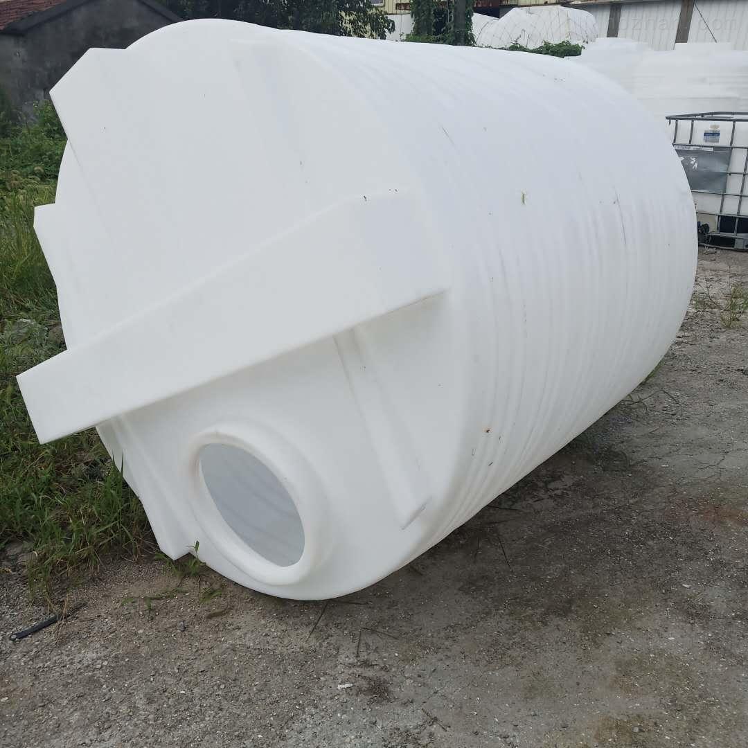 谦源3立方塑料加药箱 氢氧化钠储罐