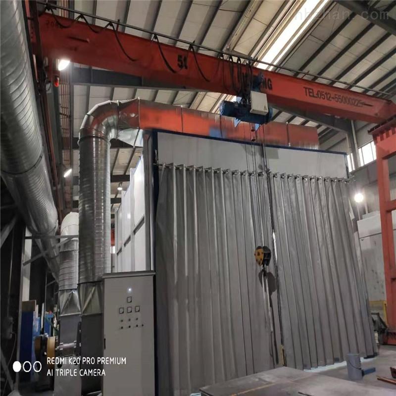 滁州烤漆房废气处理设备厂家