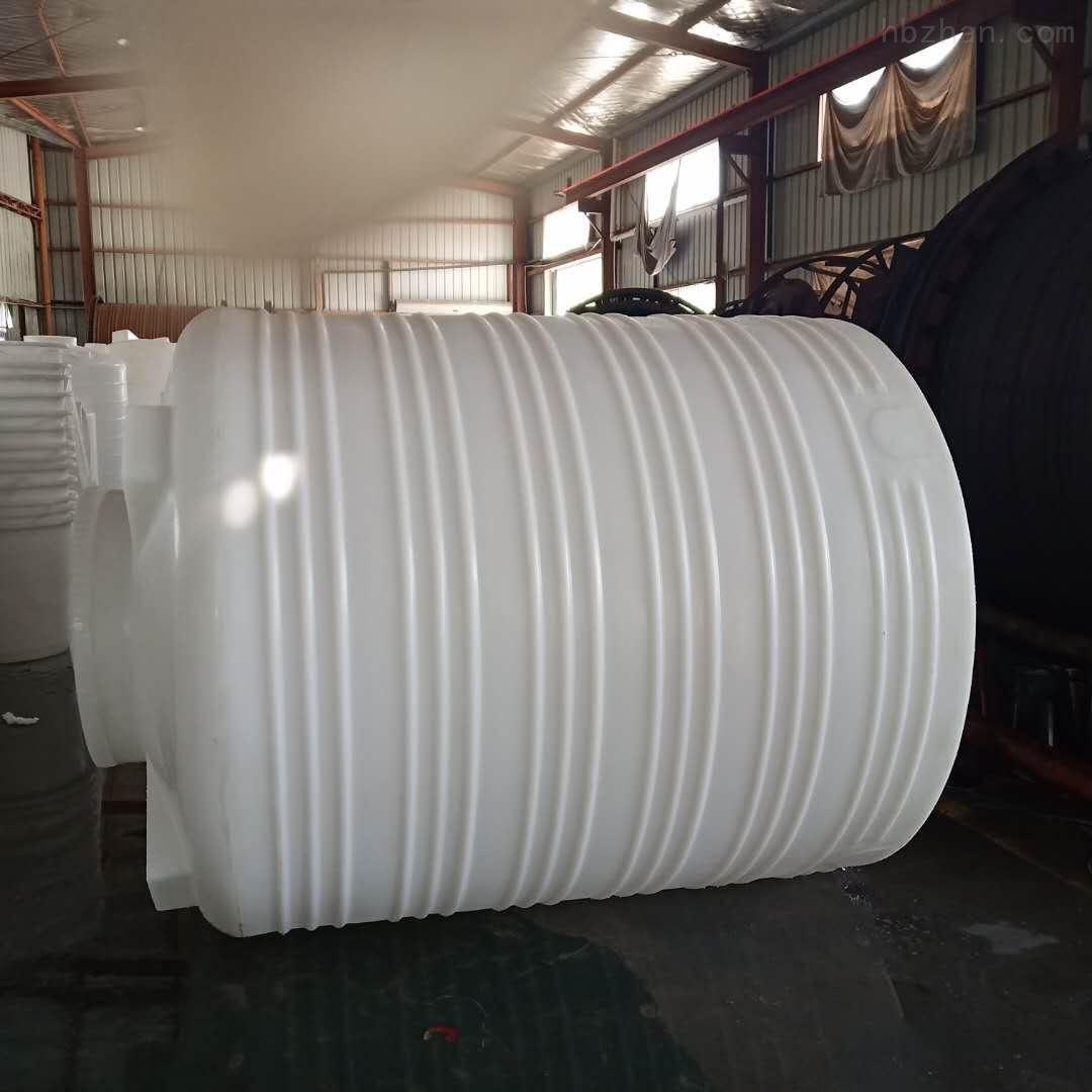 谦源3吨塑料加药箱 乙酸储罐