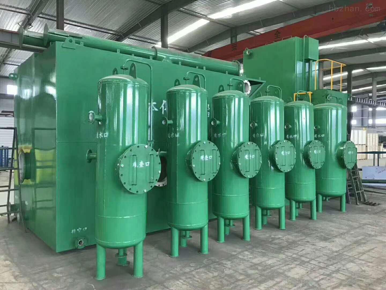 南充污水处理一体化设备多少钱