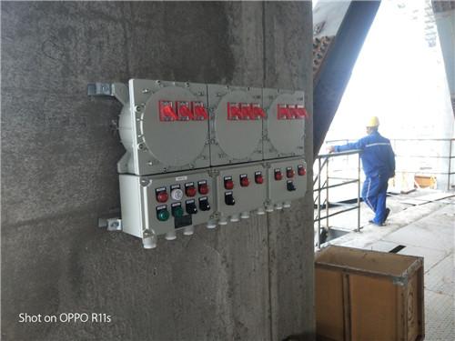 防爆照明(动力)配电箱BXMD-7X32XX