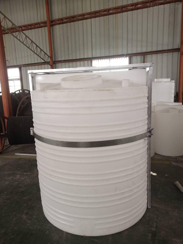 白银塑料加药箱 外加剂溶药箱