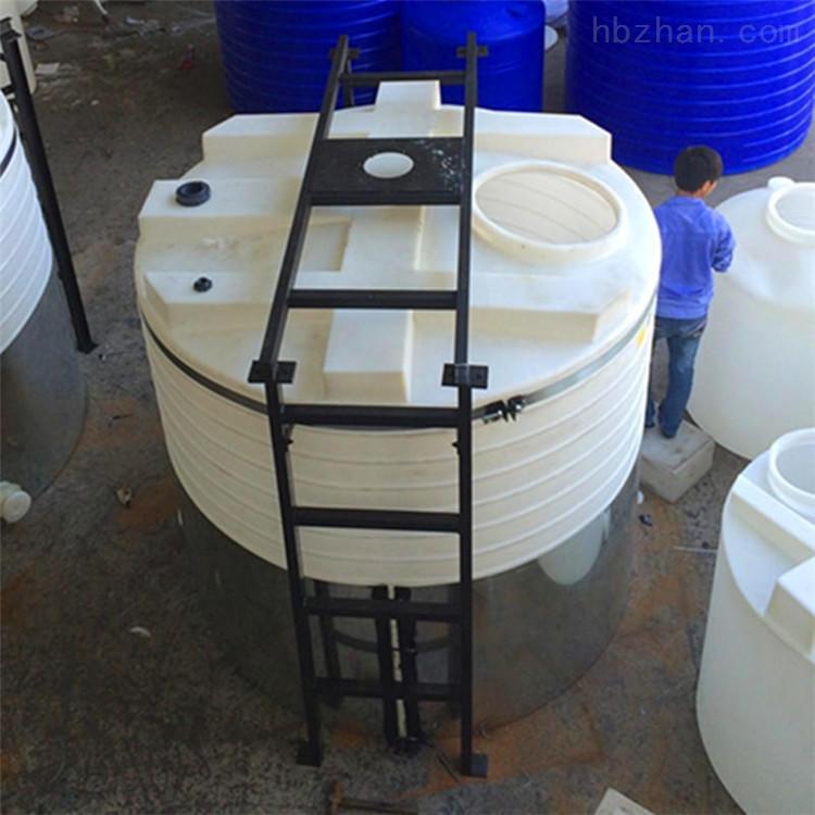 兰州5立方搅拌加药箱 聚丙烯酰胺储存罐