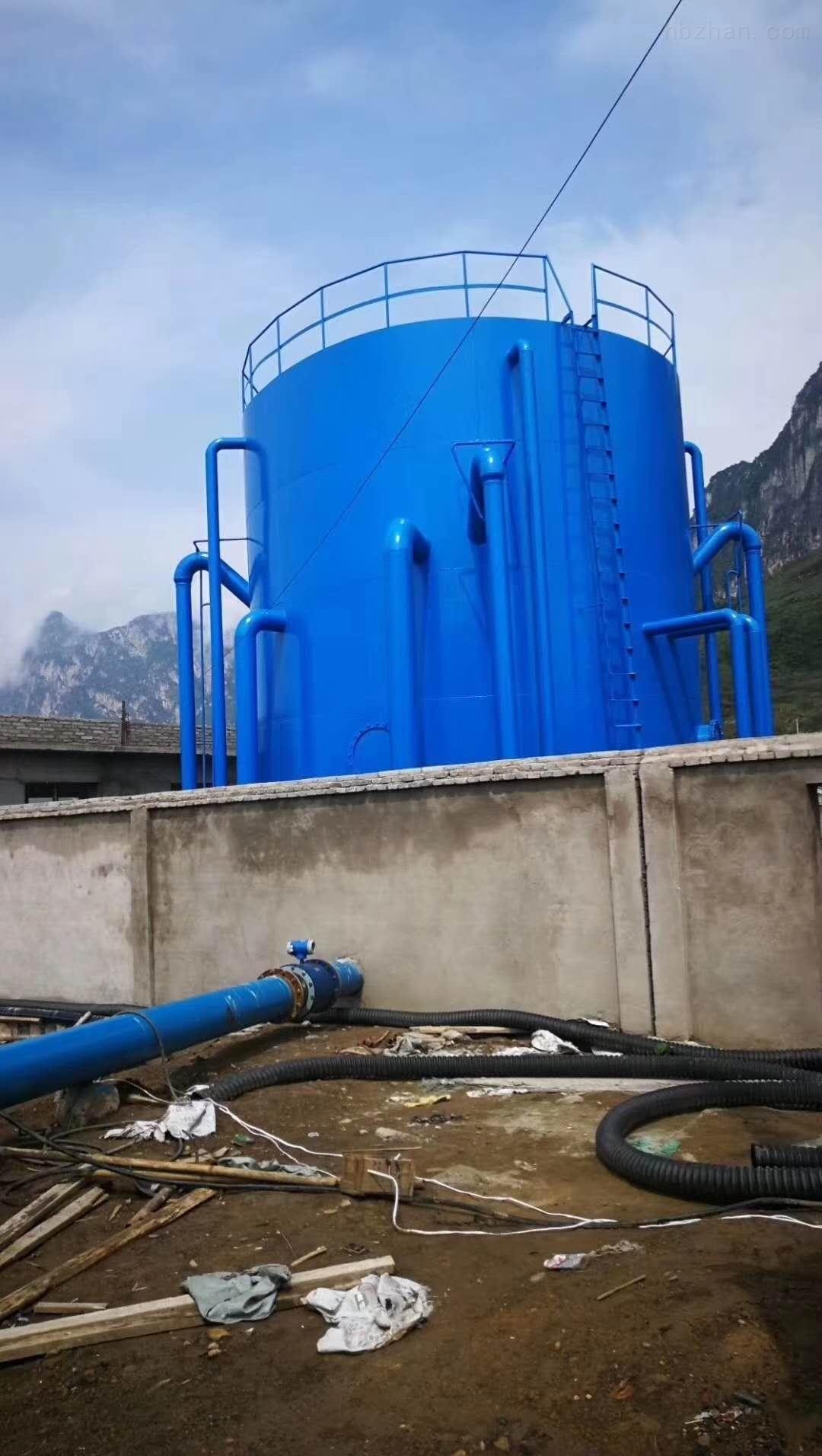 呼和浩特地埋式污水处理一体化厂家销售
