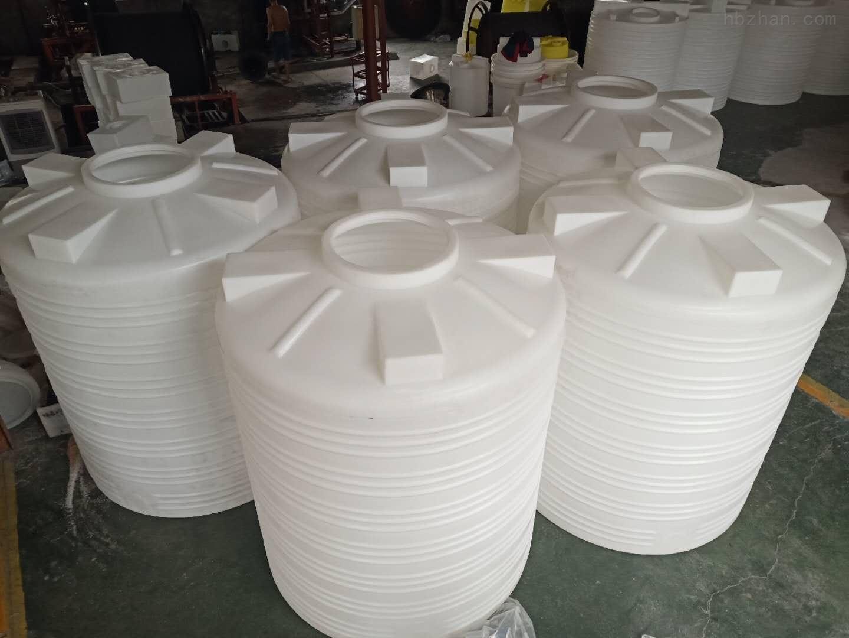 謙源6立方PE儲罐 6立方原水罐