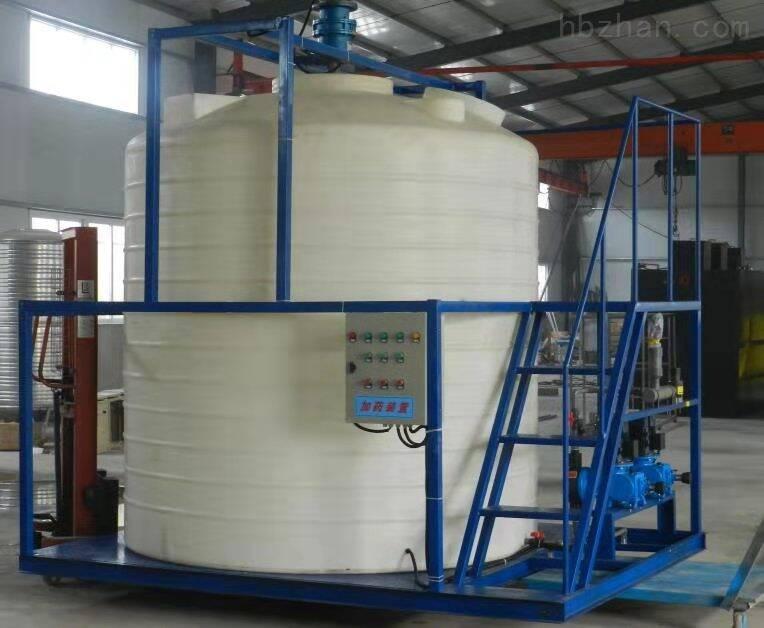 无锡8吨塑料加药桶 氢氧化钡储罐