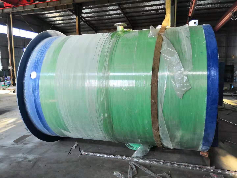 那曲一体化污水提升泵站厂家批发