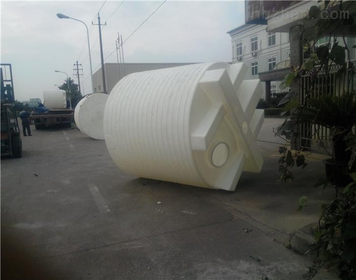 南京8立方塑料加药桶 大型搅拌桶