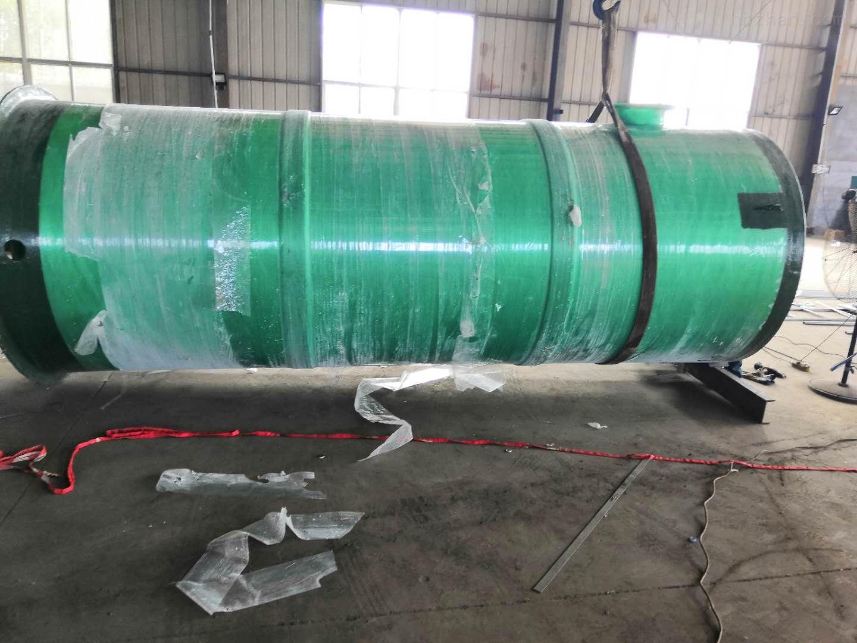 毕节GRP污水提升泵站报价