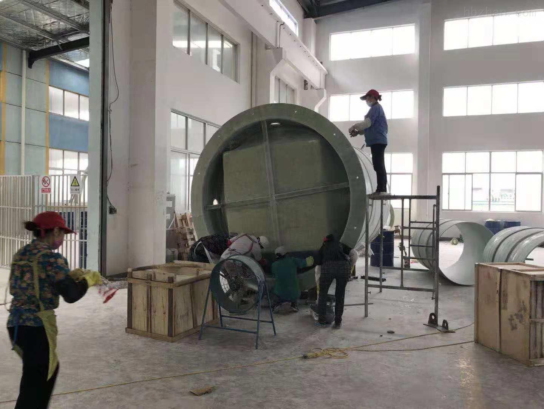 金昌GRP污水提升泵站厂家
