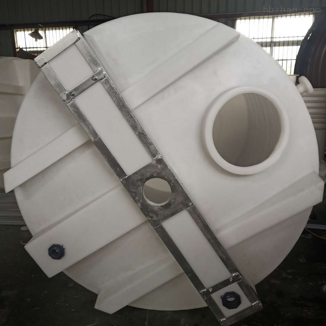 无锡8立方PE计量箱 工业重碱储存桶