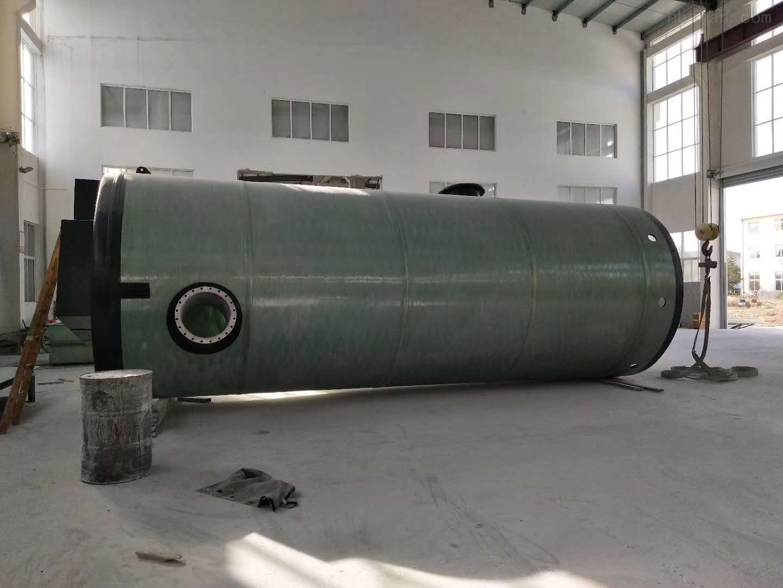 黄山一体化预制泵站价格