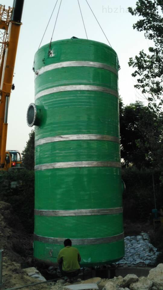 吉林一体化污水提升泵站厂家批发