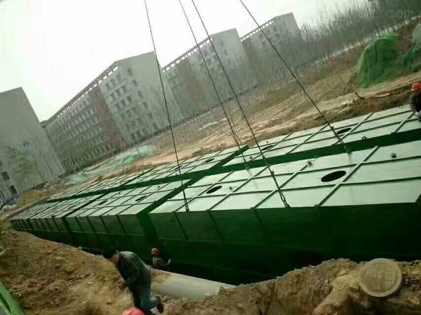 忻州小区污水处理设备报价参数