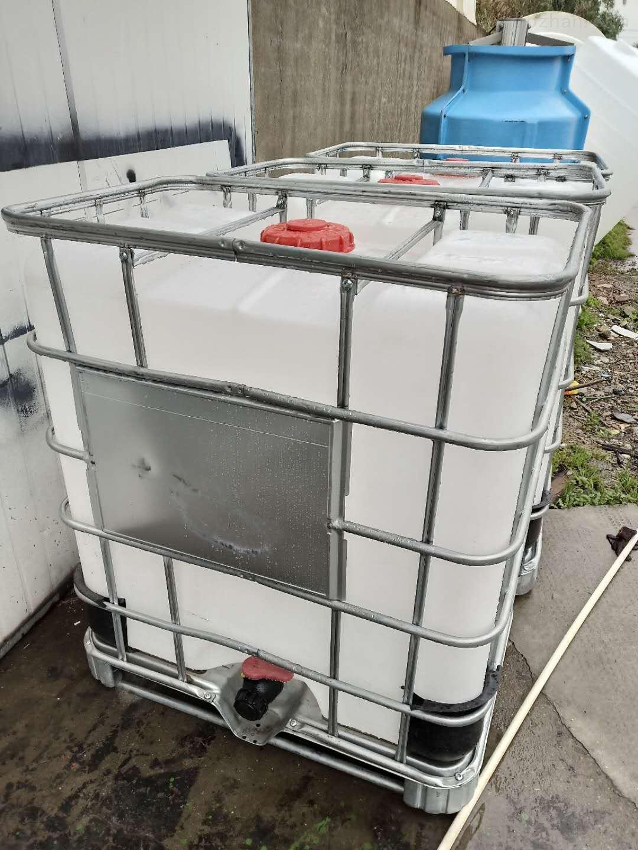 宁波集装桶絮凝剂储罐