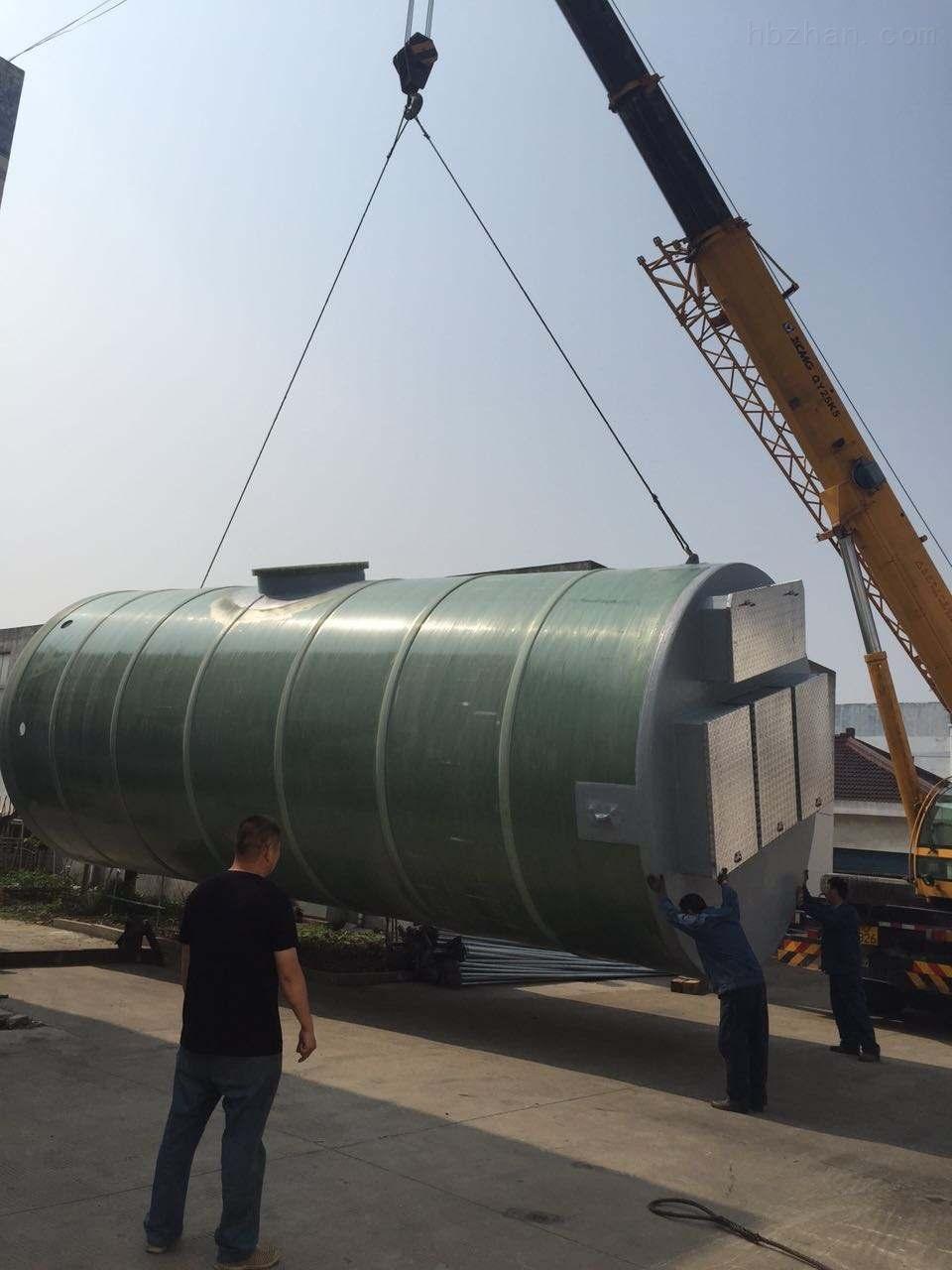 抚州 污水预制泵站厂家