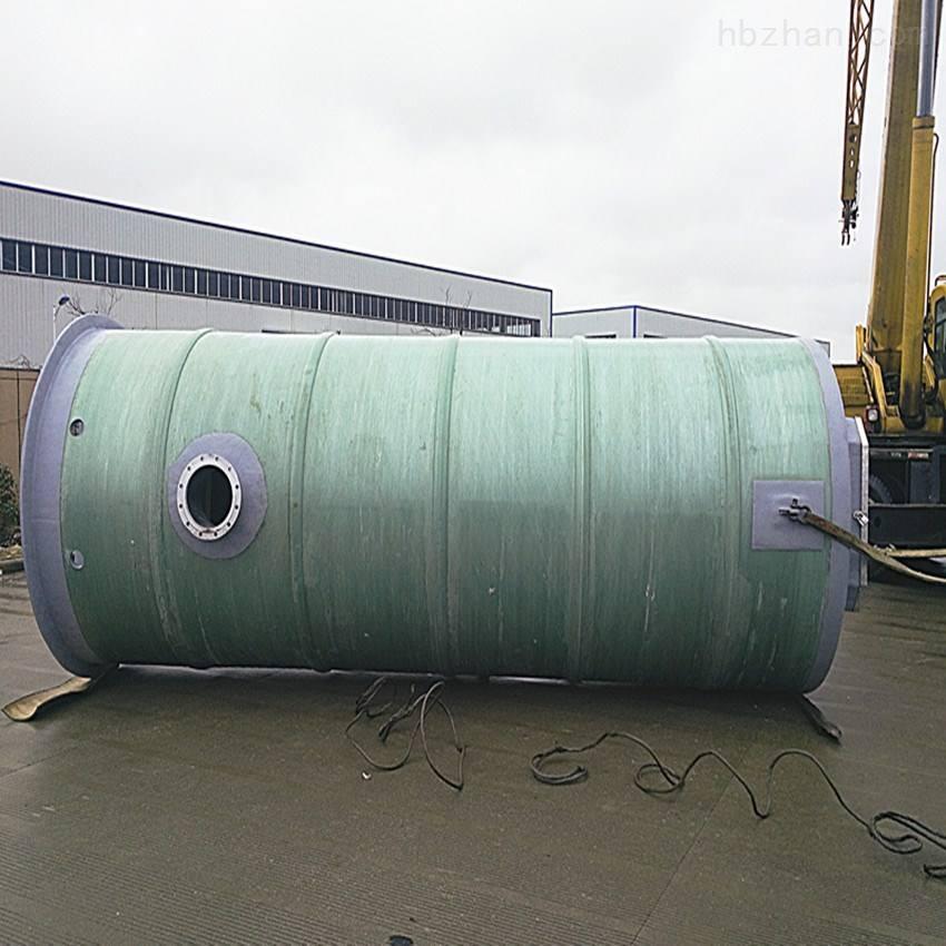宜春 GRP雨水泵站