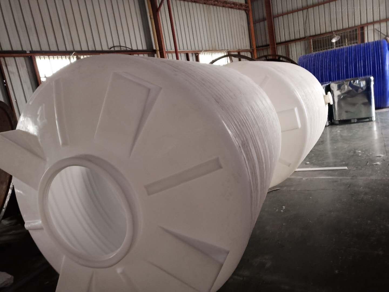 曲靖4000升PE水箱 氯化鋁儲罐