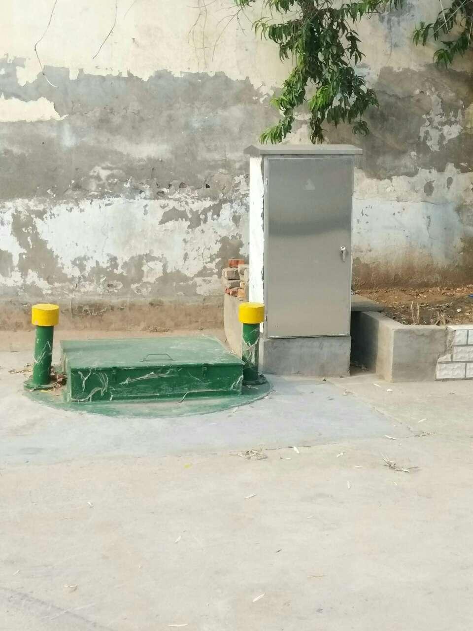 鄂尔多斯GRP污水提升泵站报价