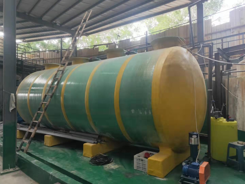 阿坝一体化污水处理设备产品供应