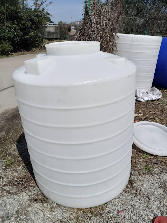 德州1吨塑料储水箱  1立方硫酸储罐