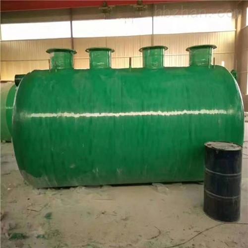 陇南一体化成套污水处理设备价格