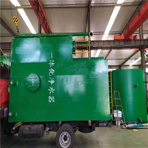 乌鲁木齐污水一体化设备生产厂家