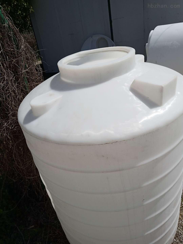 东营1.5吨塑料水塔  水处理杀菌剂复配罐