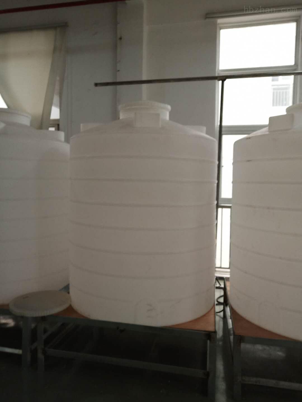 威海1500升塑料储水罐  分散剂制备罐