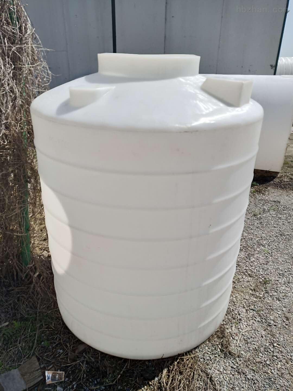 泰安1.5立方塑料水箱  塑料贮罐