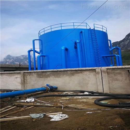上饶污水处理一体化设备报价