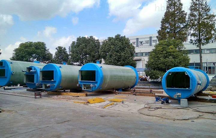 九江 一体化污水装置