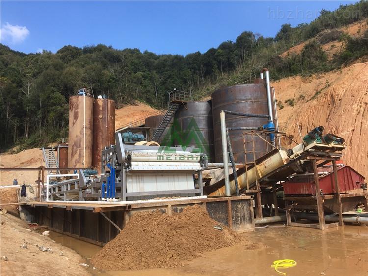 梅州破碎制砂泥浆脱水机美邦环保