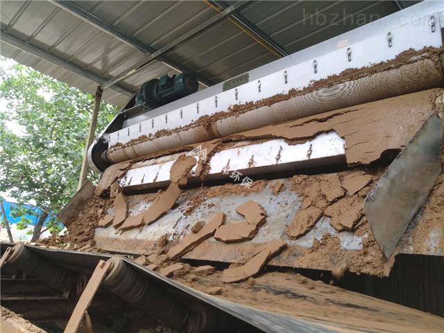 惠州洗山砂泥浆脱水机耐腐蚀