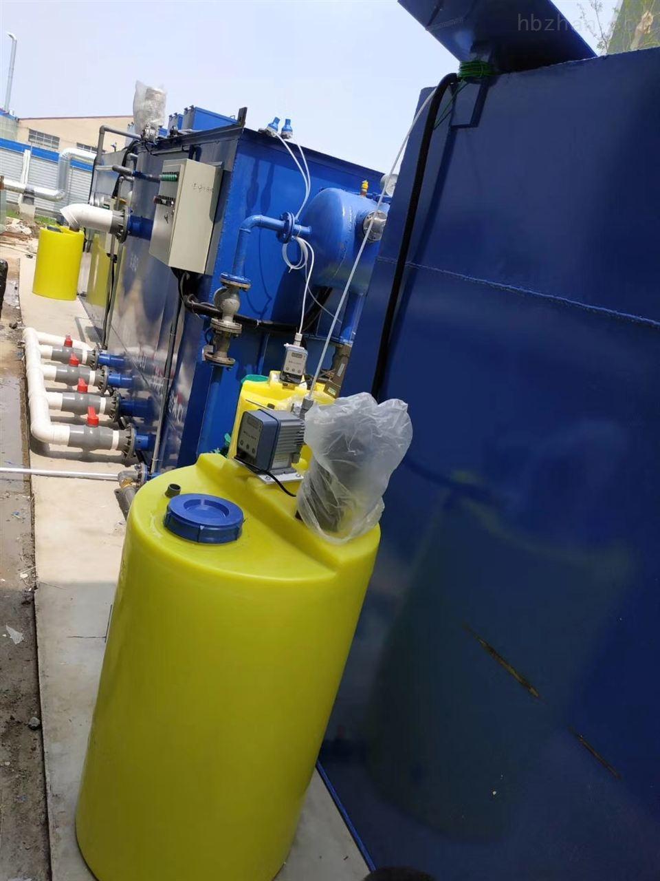 石家庄养猪场污水处理设备日常维护