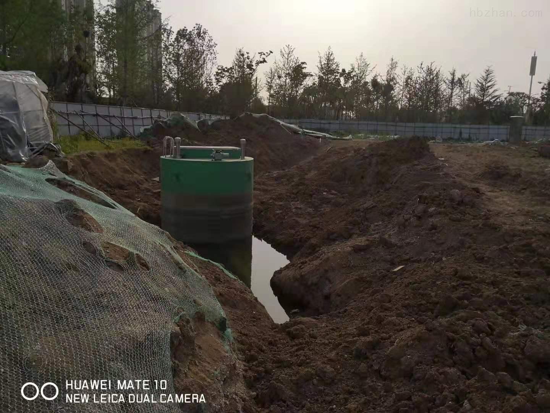 孝感雨水提升泵站生产厂家