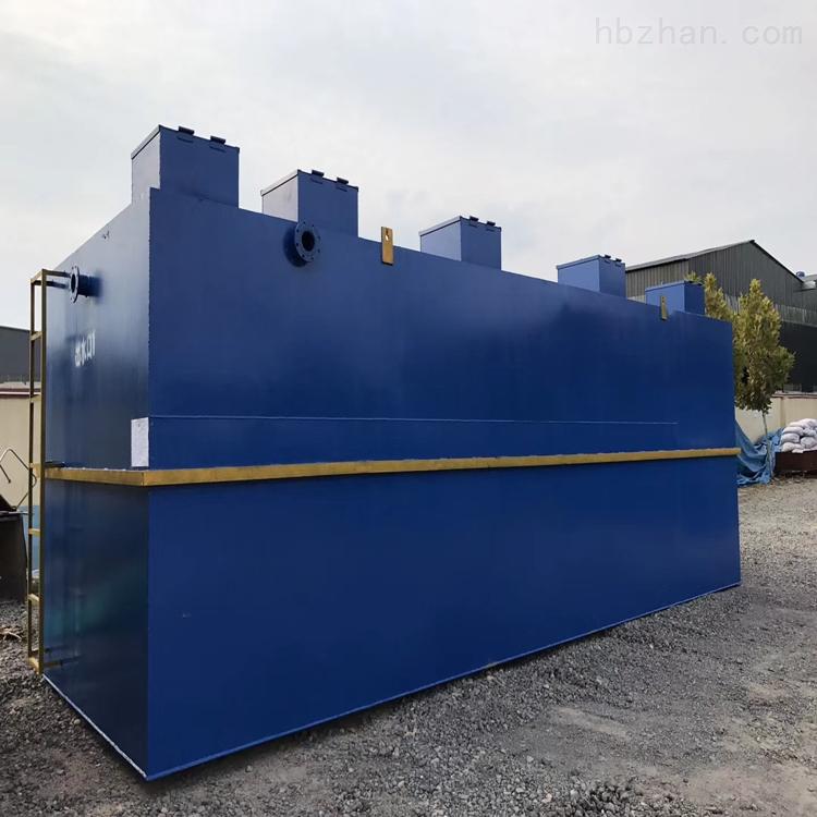 朔州全自动污水处理设备安装简单