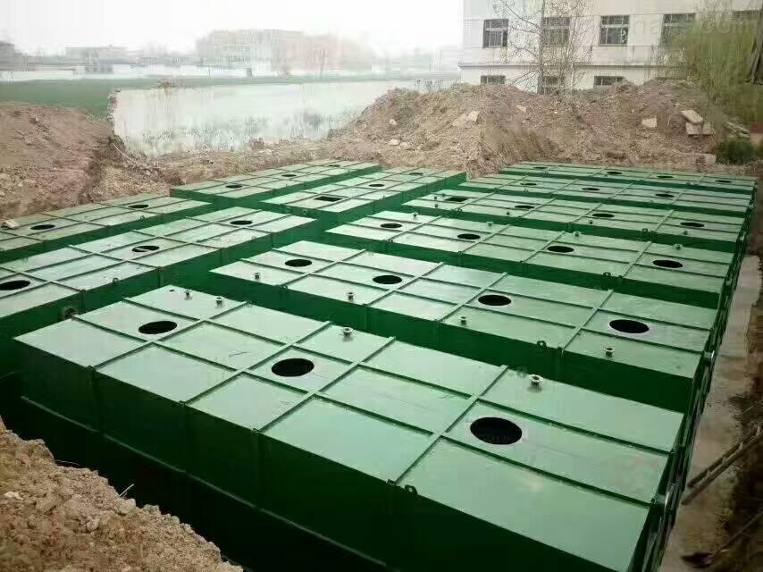 呼和浩特小区污水处理设备工作原理