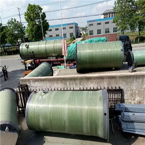 <strong>江西赤壁φ3.6×9.8m污水提升泵站24小时接单</strong>