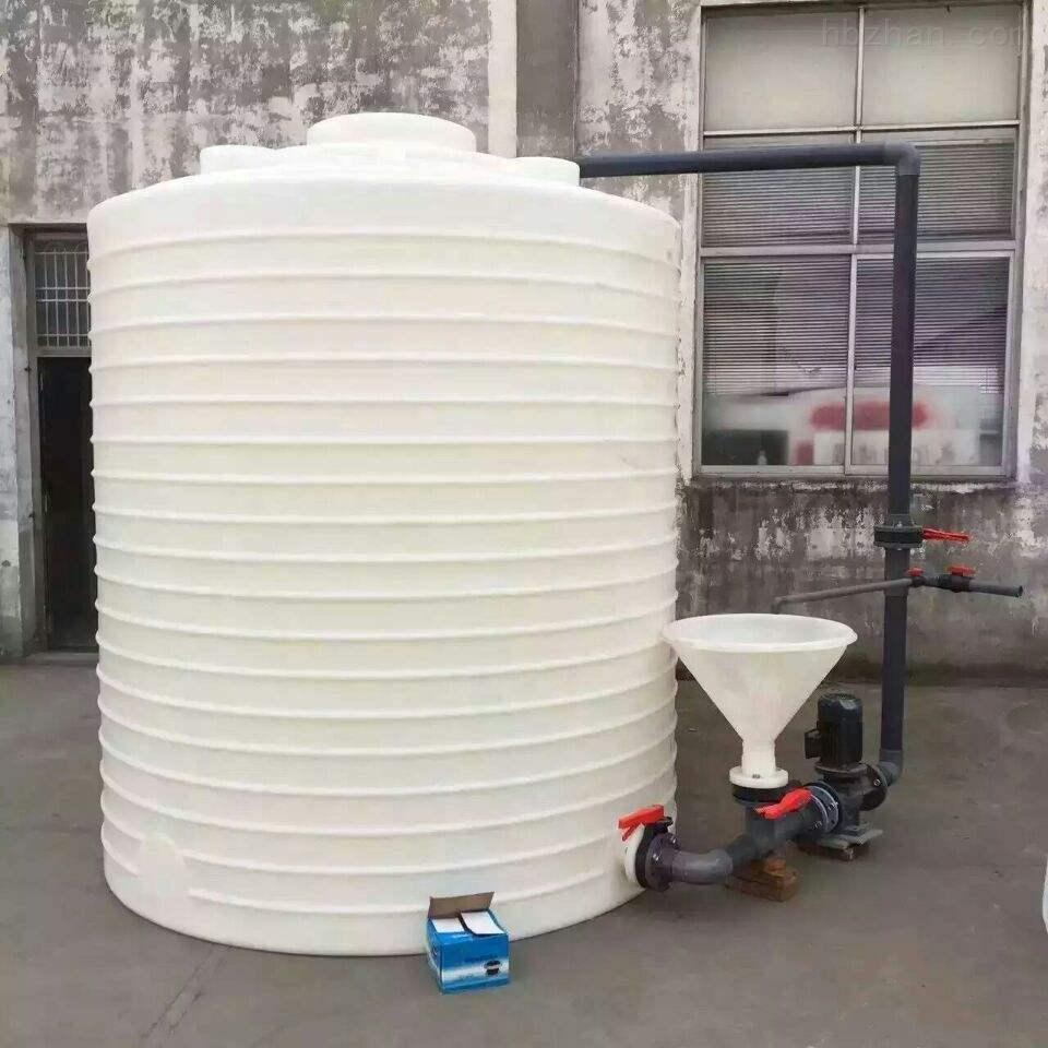 淮北6吨塑料水塔  外加剂储蓄罐