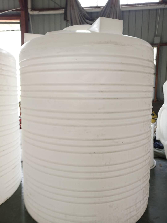 宿州6吨塑料水塔  烧碱搅拌罐