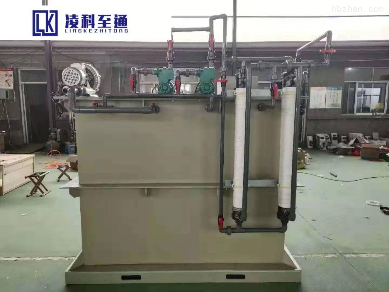 包头实验室废水处理设备安装步骤