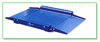 甘肃地磅秤(1吨2吨3吨5吨60吨80吨100吨)电子地磅价格